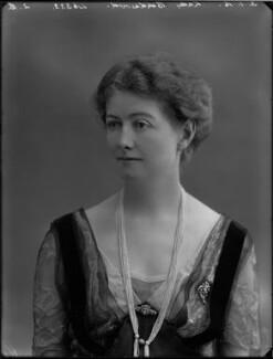 Janetta Hope Gonville Birdwood (née Bromhead), Baroness Birdwood, by Bassano Ltd - NPG x33326