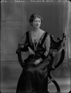 Janetta Hope Gonville Birdwood (née Bromhead), Baroness Birdwood, by Bassano Ltd - NPG x33327