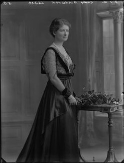Janetta Hope Gonville Birdwood (née Bromhead), Baroness Birdwood, by Bassano Ltd - NPG x33328