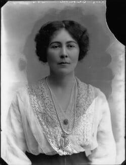 Alice Hester Camilla (née Cotton), Lady Chetwode, by Bassano Ltd - NPG x33362