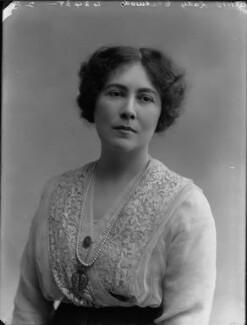 Alice Hester Camilla (née Cotton), Lady Chetwode, by Bassano Ltd - NPG x33363