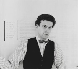 Mark Boxer, by John Hedgecoe - NPG P770