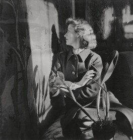 Dame Peggy Ashcroft, by Cecil Beaton - NPG x14009