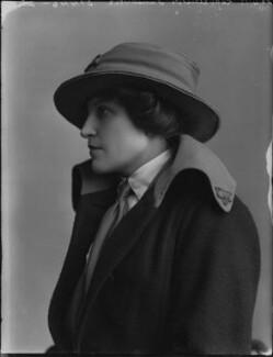 Annie (née Breese), Lady Innes-Ker, by Bassano Ltd - NPG x33458