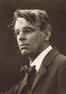 W.B. Yeats, by George Charles Beresford, 15 July 1911 - NPG x6397 - © National Portrait Gallery, London