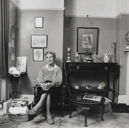 Stella Gibbons, by John Hedgecoe - NPG P772