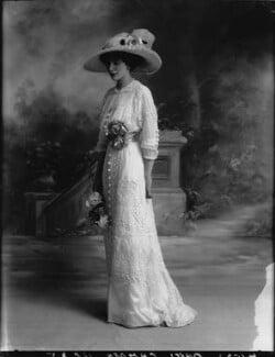Joan Marion (née Nevill), Marchioness of Camden, by Bassano Ltd - NPG x33646