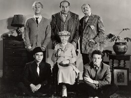 The Ladykillers, by Hal Hanscombe, 1955 - NPG x88519 - © reserved; collection National Portrait Gallery, London