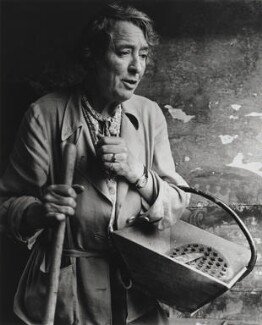 Vita Sackville-West, by John Hedgecoe, 1958 - NPG P775 - © John Hedgecoe / Topfoto