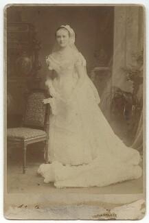 Mrs Spencer Gollan, by John Edwards - NPG x33715