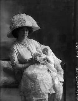 Betty Naldera Ali Rushby (née Khan); Dolly Parnell (Princess Nazir Ali Khan), by Bassano Ltd - NPG x33759