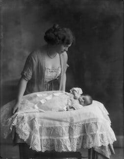 Betty Naldera Ali Rushby (née Khan); Dolly Parnell (Princess Nazir Ali Khan), by Bassano Ltd - NPG x33762