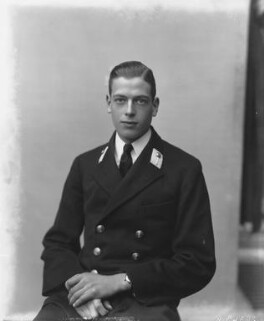 Prince George, Duke of Kent, by Vandyk, 22 January 1921 - NPG x33870 - © National Portrait Gallery, London