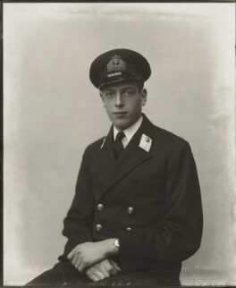 Prince George, Duke of Kent, by Vandyk, 22 January 1921 - NPG x33873 - © National Portrait Gallery, London