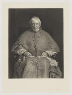 John Newman, by Thomas Oldham Barlow, after  Sir John Everett Millais, 1st Bt - NPG D10659