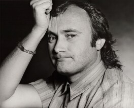 Phil Collins, by John Swannell - NPG x34017