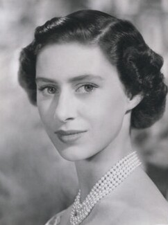 Princess Margaret, by Baron Studios - NPG x34053