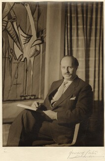 Sir Basil Urwin Spence, by Howard Coster - NPG x34140