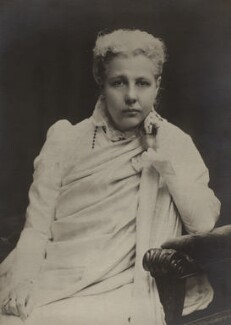 Annie Besant (née Wood), by Walter Stoneman - NPG x34168