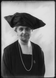 Dame (Emma) Maud McCarthy, by Bassano Ltd - NPG x34212