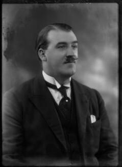 John Henry Hayes, by Bassano Ltd - NPG x34230