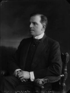 Anthony Ashley-Cooper, 9th Earl of Shaftesbury, by Bassano Ltd - NPG x34376