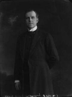 Anthony Ashley-Cooper, 9th Earl of Shaftesbury, by Bassano Ltd - NPG x34377