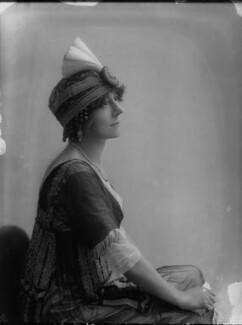Violet Vanbrugh (Violet Augusta Mary Barnes), by Bassano Ltd - NPG x34380