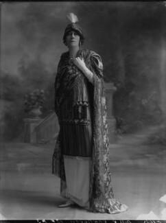 Violet Vanbrugh (Violet Augusta Mary Barnes), by Bassano Ltd - NPG x34382