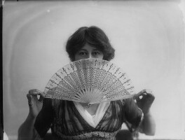 Violet Vanbrugh (Violet Augusta Mary Barnes), by Bassano Ltd - NPG x34384