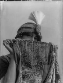 Violet Vanbrugh (Violet Augusta Mary Barnes), by Bassano Ltd - NPG x34385