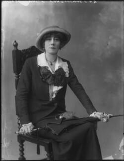 Violet Vanbrugh (Violet Augusta Mary Barnes), by Bassano Ltd - NPG x34386