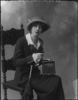 Violet Vanbrugh (Violet Augusta Mary Barnes), by Bassano Ltd - NPG x34387