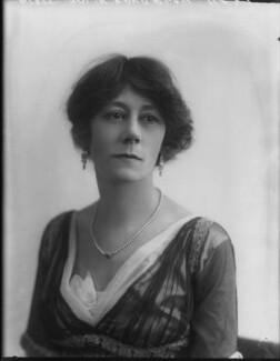 Violet Vanbrugh (Violet Augusta Mary Barnes), by Bassano Ltd - NPG x34388
