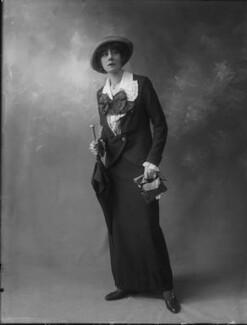 Violet Vanbrugh (Violet Augusta Mary Barnes), by Bassano Ltd - NPG x34390