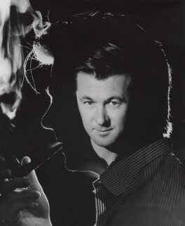 Bryan Forbes, by George Courtney Ward, 1963 - NPG x34508 - © reserved; collection National Portrait Gallery, London