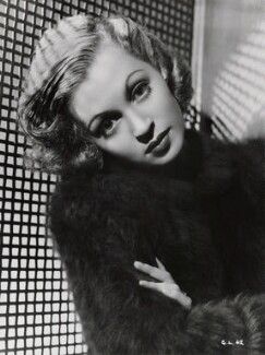 Lilli Palmer in 'A Girl Must Live', by Anthony Buckley - NPG x34527