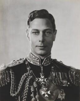 King George VI, by Dorothy Wilding - NPG x34732