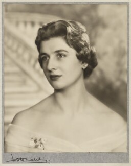Princess Alexandra, Lady Ogilvy, by Dorothy Wilding - NPG x34745