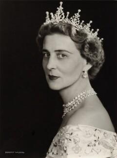 Princess Marina, Duchess of Kent, by Dorothy Wilding - NPG x34752