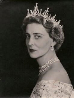 Princess Marina, Duchess of Kent, by Dorothy Wilding - NPG x34753