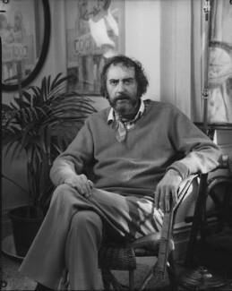 John Bellany, by Alf Barnes & Webster - NPG x34816