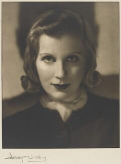 Diana Wynyard, by Dorothy Wilding - NPG x34864