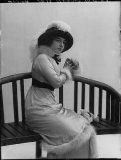 Yvonne Arnaud, by Bassano Ltd, November 1912 - NPG x34945 - © National Portrait Gallery, London
