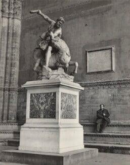 Pietro Annigoni, by (Edward) Russell Westwood - NPG x35252
