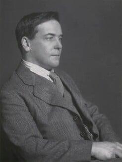 Peter Leonidovich Kapitza (Pyotr Leonidovich Kapitsa), by Walter Stoneman, 1931 - NPG x35270 - © National Portrait Gallery, London