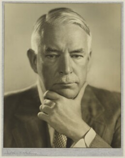 John Phillips Marquand, by Dorothy Wilding - NPG x35405