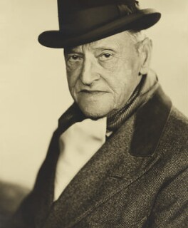 Somerset Maugham, by Dorothy Wilding - NPG x35406