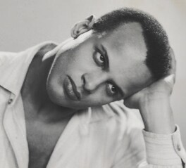Harry Belafonte, by Dorothy Wilding - NPG x35417