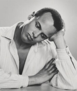 Harry Belafonte, by Dorothy Wilding - NPG x35418